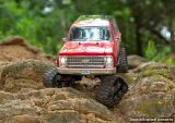 TRX-4 All-Terrain Traxx (Complete set<br>, front and rear)