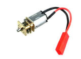 120rpm Brushed Motor with Reduction Gear for Orlandoo Micro Cars