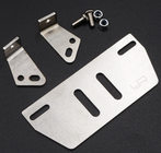 Stainless Steel Front or Rear Fender for Traxxas TRX-4