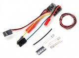 2S ready ESC with LED Light Kit  for Orlandoo Micro Cars