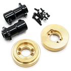 Aluminum Rear Lockout Brass Control Weight 86g for Axial SCX10 II