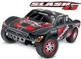 Traxxas Slash 4x4 Ultimate Edition TQi TSM (Sound)