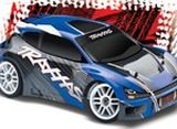 Traxxas Rally VXL 1/16th Scale Brushless Rally Race!