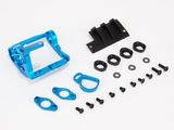 94mm WB Motor Mount Blue (For MR-02/ MR-03)