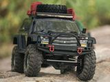 1/10 Scale Crawler Black Everest Gen 7 Pro