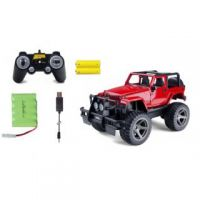 JEEP WRANGLER 1:14 2.4 GHz RTR rot
