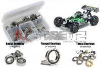 Kyosho Inferno Neo 3.0 VE Type 2 (34108T2) Stainless Steel Screw Kit