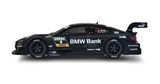 BMW M4 DTM 2014 BLACK BRUSHED