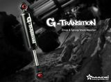 Gmade G-Transition Shock Black 80mm (4) for 1/10 Crawler
