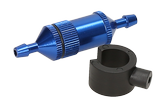 STONE FUEL FILTER (S)/ BLUE