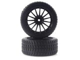 Tires and Rims for On Road ?28688+28689? 2P