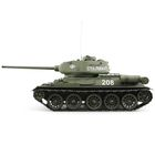 1:16 Soviet Union T-34/85 RC Medium Tank  Incl. 2.4GHz Radio, Battery, Charger / Metal driving bears