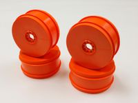 Kyosho  FELGEN INFERNO MP9 TKI4-MP10 (4) ORANGE