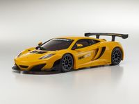 Kyosho  AUTOSCALE Mini-Z McLAREN 12C GT3 2013 ORANGE (W-MM) MR03