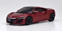 Kyosho  AUTOSCALE Mini-Z HONDA NSX NOUVELLE RED (W-MM)