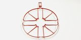 Propeller Guard ? Wing Stay Set(Red)
