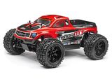 STRADA RED MT 1/10 4WD ELECTRIC MONSTER TRUCK