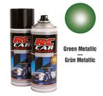 Farbe RC CAR Metalic Grün (Spray 150ml)